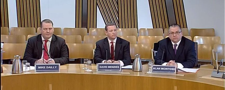 Bankruptcy fees: Scottish Parliament takes evidence