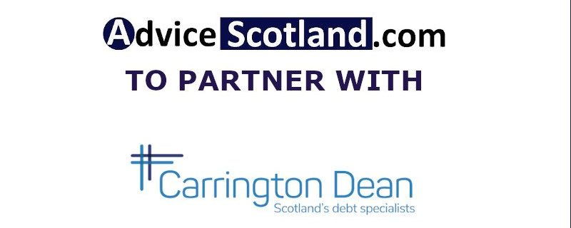 Advice Scotland Partners with Carrington Dean