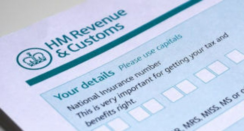 HMRC TAX DEBT